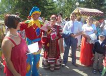 Съезжий праздник сёл Шелеховского района