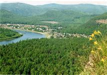 Село Шаманка. Фото А. Ружникова