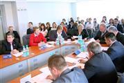 Заседание Думы Шелеховского района
