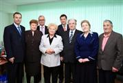 Встреча с Почётными гражданами города Шелехова